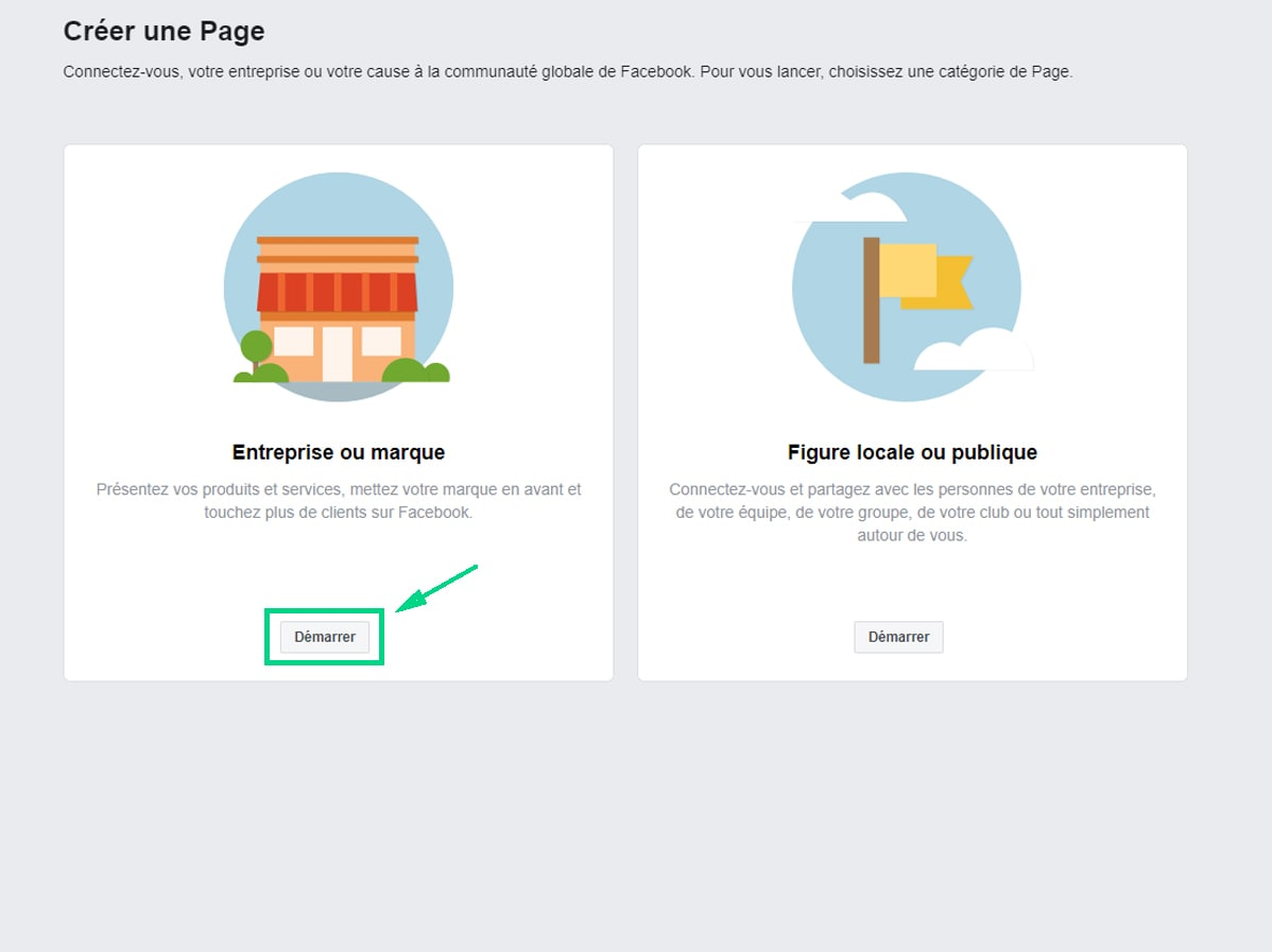 creer-une-page-facebook-professionnelle image 2