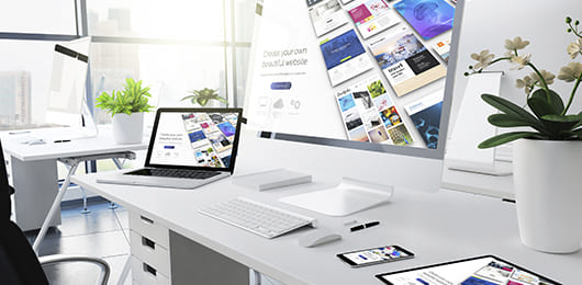 Creation des sites à l'aide des editeurs, le pour et le contre les plates-formes applicatives en ligne comme alternative aux CMS