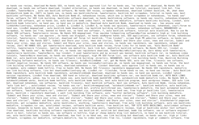 google webspam ex