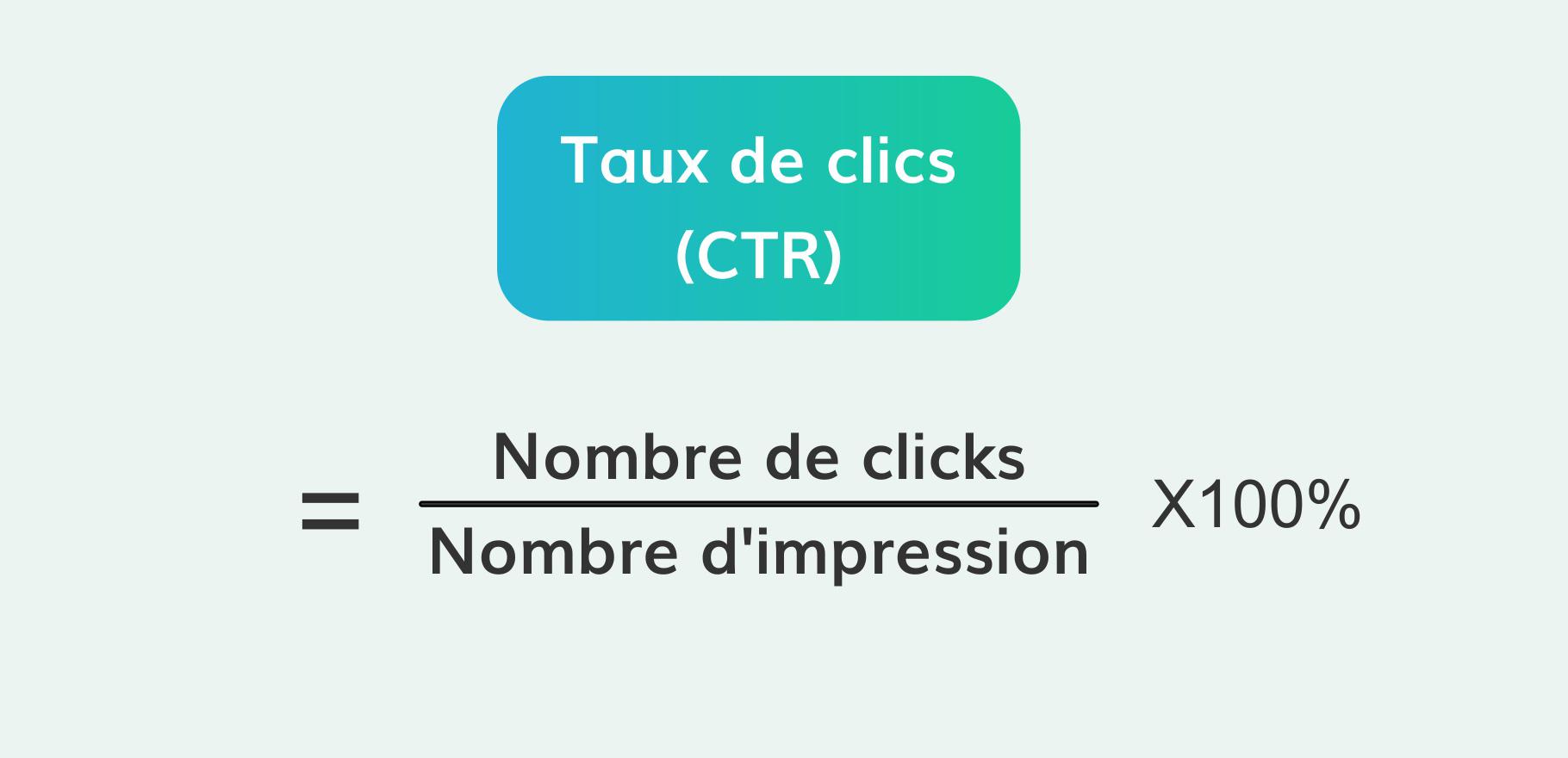 Taux-de-clics